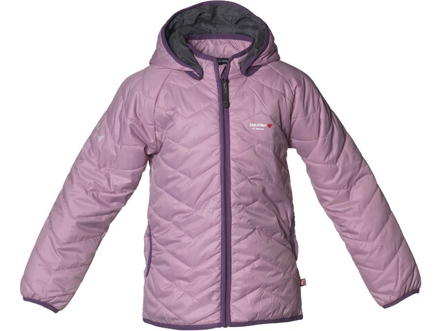 Isbjörn Frost Light Weight Jacket Barn dustypink